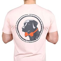 Original Tee in Pink by Southern Proper
