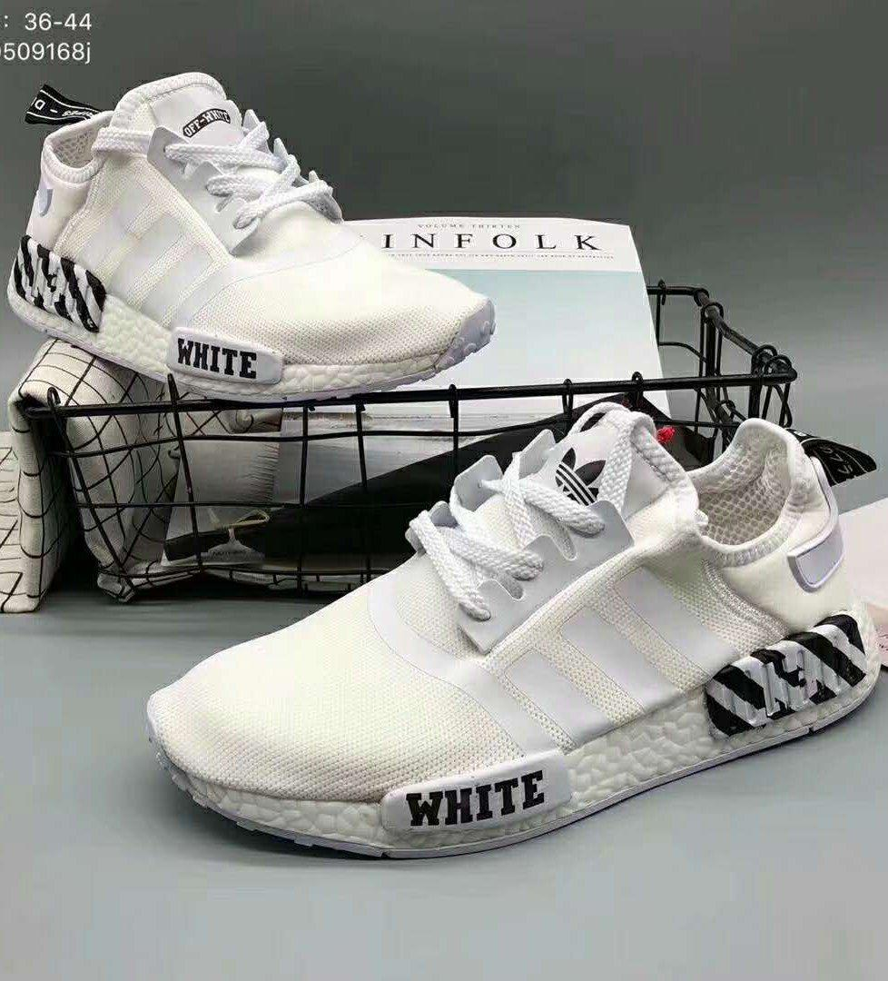 Image of Adidas Trending Running Sport Casual Shoes Sneakers For Women Men White G-XYXY-FTQ
