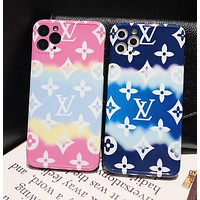 Louis Vuitton LV iPhone Cover Case For iphone 7 7plus 8 8plus X XR XS MAX 11 Pro Max 12 Mini 12 Pro Max