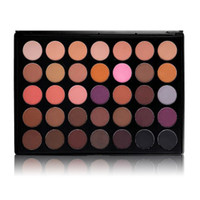 Morphe Brushes 35 Color Matte Eyeshadow Palette - 35N