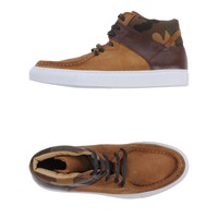 Stussy Deluxe + Bepositive High-Tops & Trainers