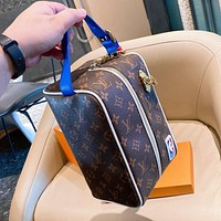Louis Vuitton LV Toiletry Bag Fashion Trend Handbag