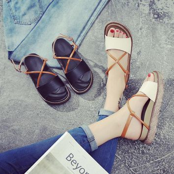 Design Stylish Casual Shoes Summer Sandals [11192813767]