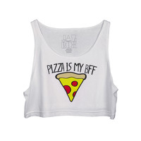 pizza is my bff