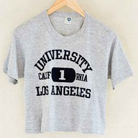 Vintage UCLA Crop Top