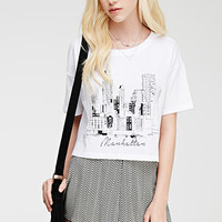 Manhattan Graphic Tee