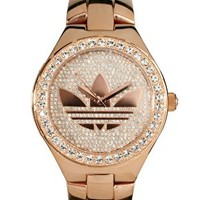 Adidas Originals ADH9041 Gold Watch Limited Edition at asos.com