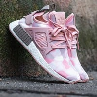 """Adidas"" NMD XR1 Duck Camo Women Men Running Sport Casual Shoes Sneakers Camouflage pink"