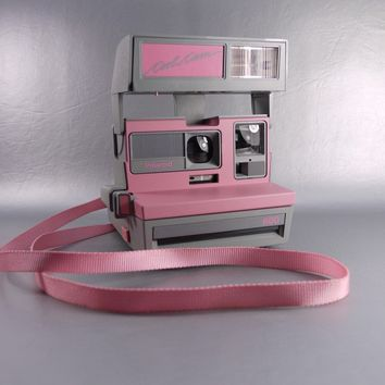 Polaroid Cool Cam - Collectible Pink Version - Very Nice