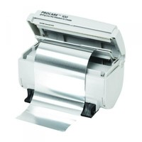 A fantastic little dispenser for 100m rolls of foil. Ideal for salon or mobile use and fit into your work bag with no problem.