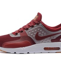 Best Deal Online NIKE AIR MAX ZERO 87 White Red