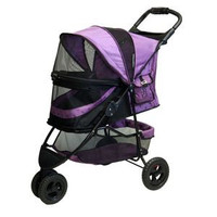 Pet Gear Special Edition No Zip Dog Stroller