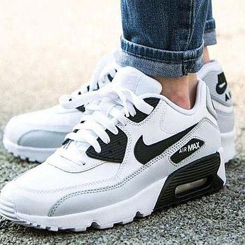NIKE AIR MAX 90 Fashion Sneakers Sport Shoes