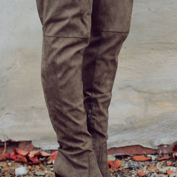 Sassy & Suede Boot