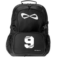 Softball Girl's Backpack: This Mom Means Business