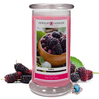 Mulberry Jewelry Candle