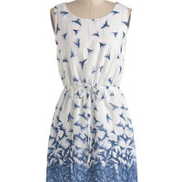 Avian Skies Dress | Mod Retro Vintage Dresses | ModCloth.com