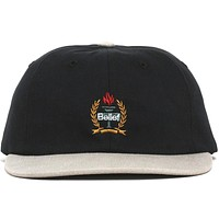 Liberty 6-Panel Hat Black / Cream