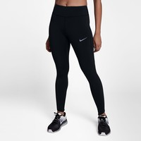 "Nike Epic Lux Women's 25.5"" Running Tights. Nike.com"