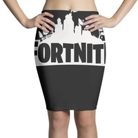 Fortnite Pencil Skirts