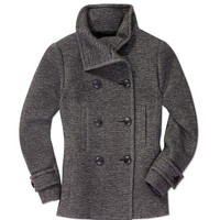 HOWELL WOOL COAT