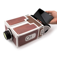 Mobile Phone Projector