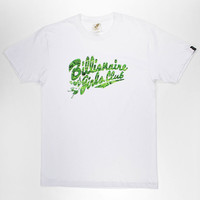 Billionaire Girls Club Script Grass T-Shirt - Billionaire Boys Club