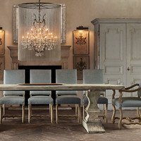 Vaille Crystal Chandelier Extra-Large