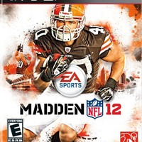Madden NFL 12 - Playstation 3 (Game Only)