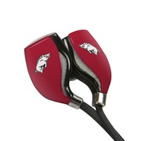 Arkansas Razorbacks HX-200 Bluetooth® Earbuds with Budbag