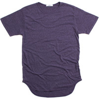 Tri-Blend Original Long T-Shirt Dusty Lavender