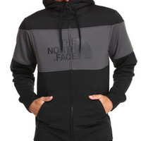 TNF Peak Dome Full Zip Hoodie by The North Face