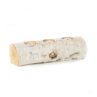 Birch Log Votive Holder