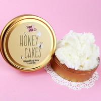 Honey Cakes Whipped Body Butter