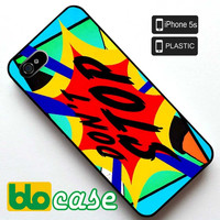 Dont Stop 5 Seconds Of Summer Iphone 5S Plastic Case