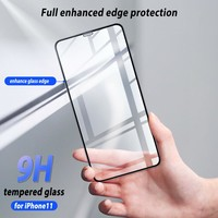 New Apple Iphone 11 Series Tempered Glass