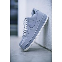 Nike Air Force 1 Low¡°Wolf Grey¡± 820266-016