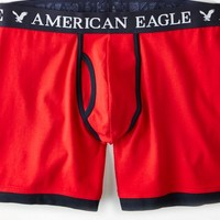 AEO Men's Athletic Trunk (Red)