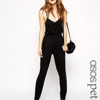 ASOS PETITE Exclusive Strappy Jumpsuit