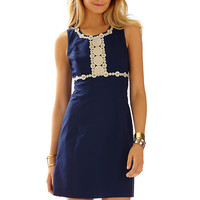 Lilly Pulitzer Rosie Lace Detail Shift Dress