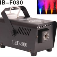 500W Party Club Led Light Smoke Machine 110V-250V Power supply