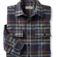 Chamois Cloth Shirt, Plaid: Flannel, Chamois and Lined | Free Shipping at L.L.Bean
