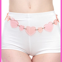 PEACHY KEEN BLING BLING BELT