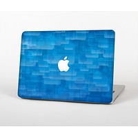 """The Vivid Blue Techno Lines Skin for the Apple MacBook Air 13"""""""