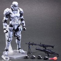 Star Wars Action Figure Toys Play Arts Kai Imperial Stormtrooper Collection Model Anime Star Wars Stormtrooper Playarts