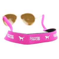 Lab Sunglass Straps in Pink by Southern Fried Cotton