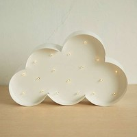 Lampe in Wolkenform | Urban Outfitters
