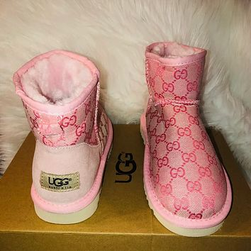 UGG x GG 2021 Boots Shoes