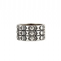 House of Harlow 1960 Jewelry Echo Crest Ring