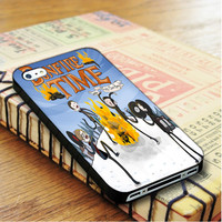 Fall Out Boy Adventure Time Music Band iPhone 4 Or 4S Case